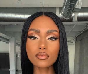 fashion, makeup, and hair image