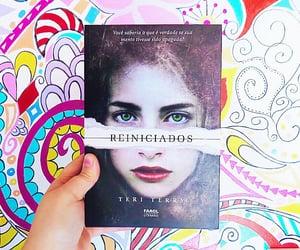 book, shattered, and despedaçada image