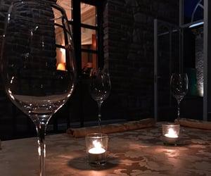 atmosphere, dinner, and elegance image