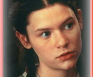 claire danes, little women, and louisa may alcott image