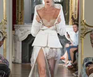 Couture, fall, and fashion week image