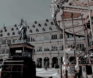 aesthetics, london, and merry go round image