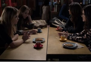 Liars, rosewood, and pll image