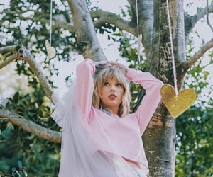 lover, pink, and Taylor Swift image