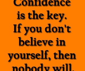 confidence, life quotes, and life image