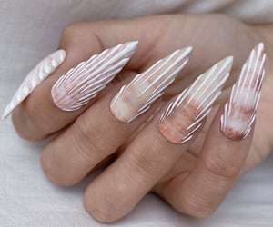 fashion, new, and nails image