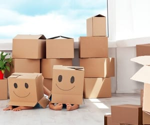 moving help, edmonton movers, and cheap moving companies image