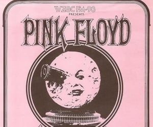 music, Pink Floyd, and poster image