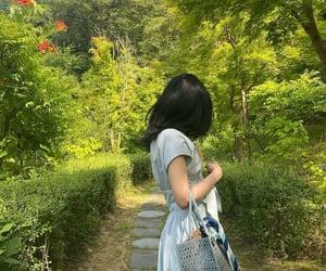 asian, korean, and summer image
