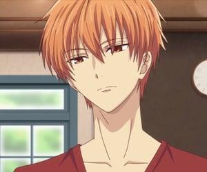 anime, fruits basket, and anime boy image