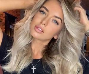bleach blonde hair looks image