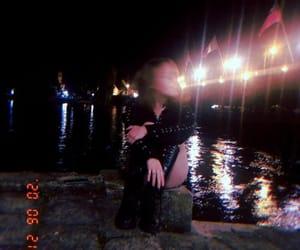 black, blurry, and dark image