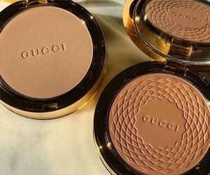 gucci and makeup image