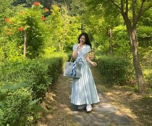 kpop, lisa, and nature image