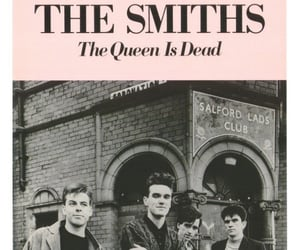 band, the smiths, and 80s image