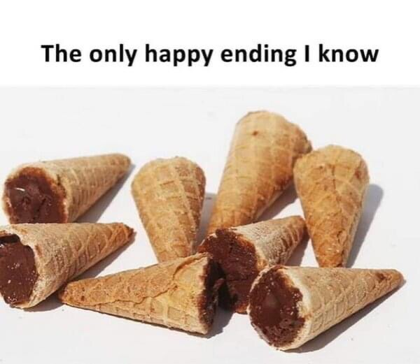 funny, haha, and ice cream image