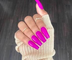 beautifull, pink, and ring image