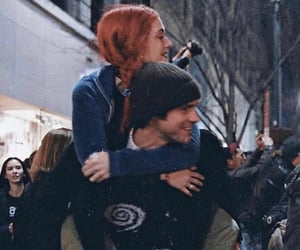 couple, eternal sunshine of the spotless mind, and movie image