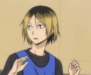 anime, haikyuu, and kenma image