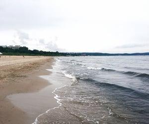 beach, seaside, and balticsea image