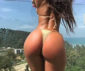abs, fitness, and big booty image