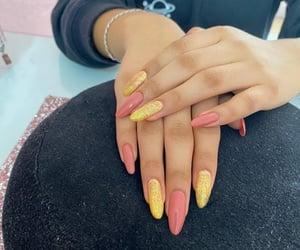 nails, uñas, and uñas decoradas image