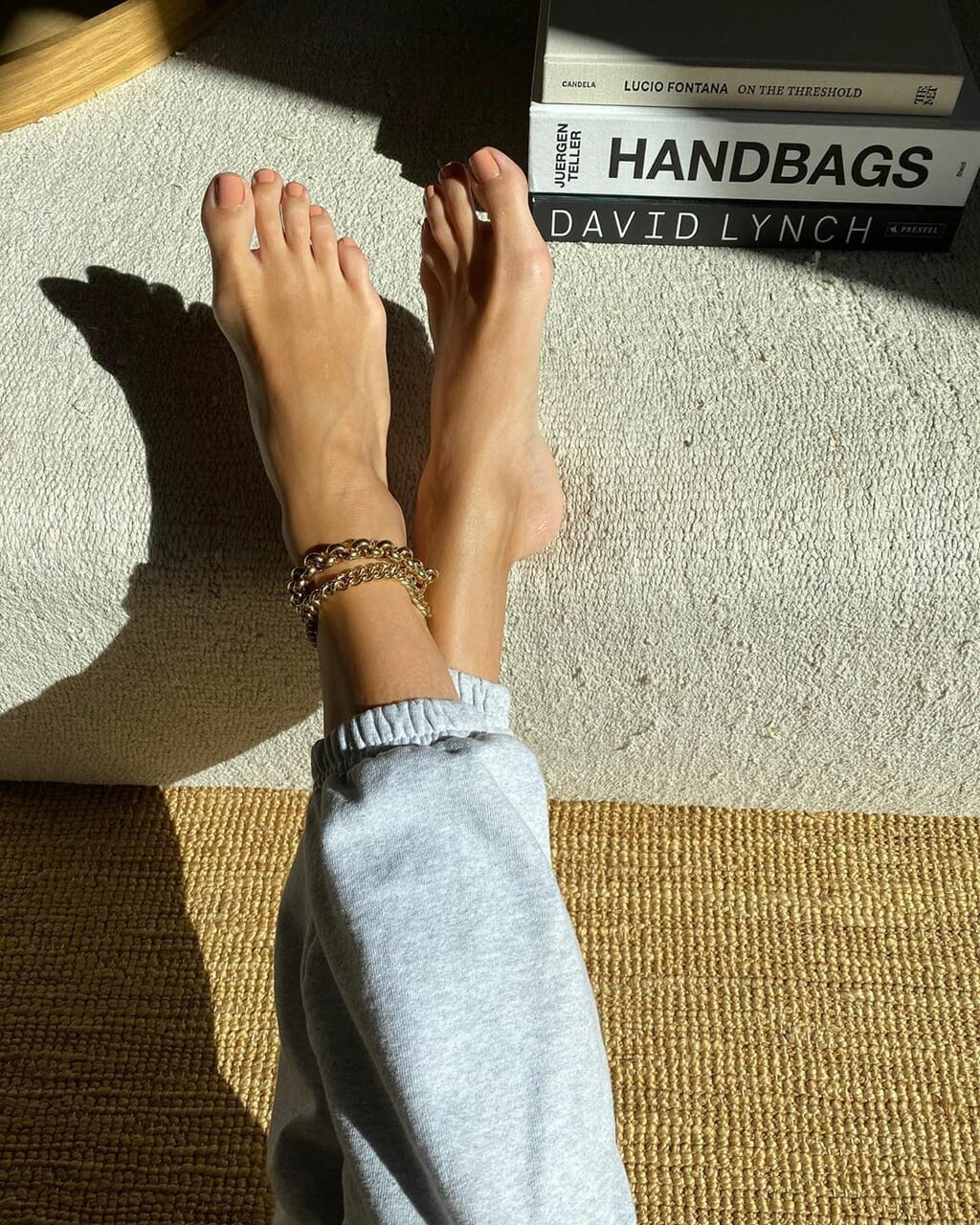 eye, fashion, and feet image