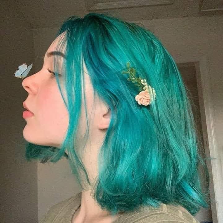 colores, cabello, and colores de cabello image