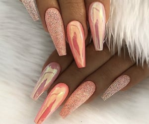 nails, art, and artist image