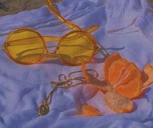 yellow, aesthetic, and orange image