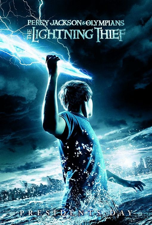article, novel, and rick riordan image