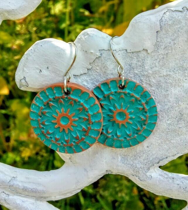 boho, fashion, and turquoise image