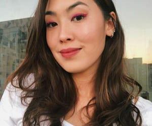 asian girl, atriz, and malhação viva a diferença image