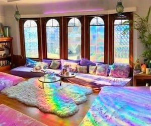 crystal, pastel, and rainbow image