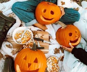 Pumpkin carving #foundonweheartit #weheartit #november #pumpkins #autumn #autumnleaves #fallleaves #pumpkinspice #fallfavorites #fall #halloween #fallfashion #fallcookies #falltreats #trickortreat