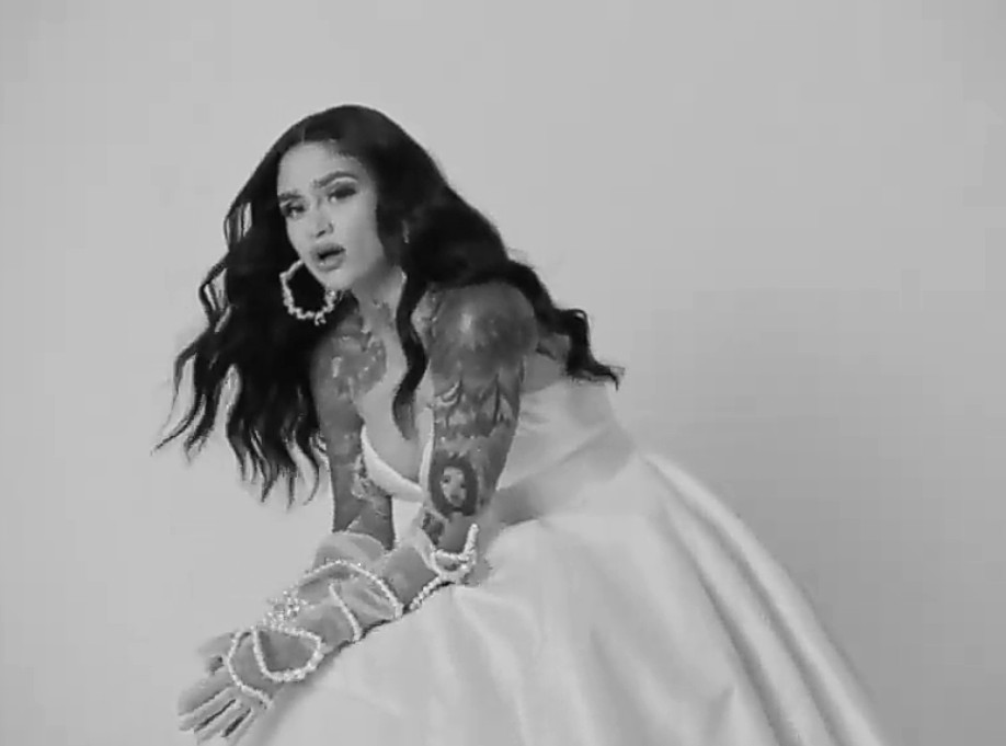 black and white, music video, and mv image