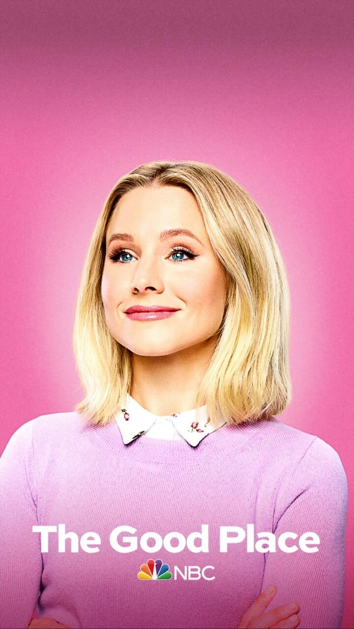 background, kristen bell, and tv shows image