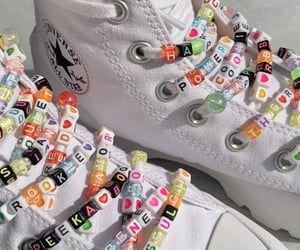 accessories, sneakers, and laces image