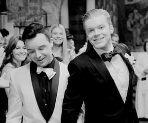 couple, ian gallagher, and gallavich image