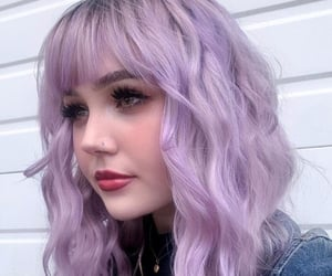 beauty, grunge, and hair image