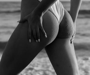 aesthetic, ass, and black and white image