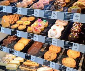 Greggs Bakery Desserts, England