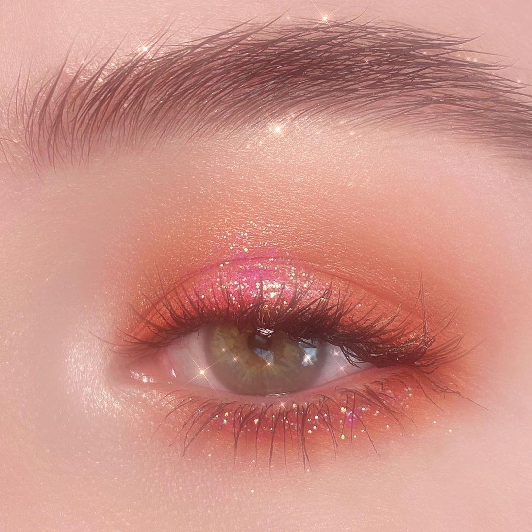 makeup, beauty, and pink image