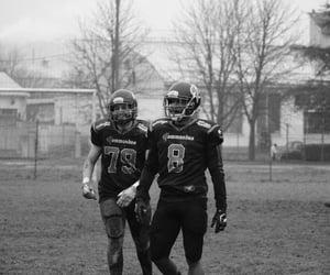 american football, commando, and football image
