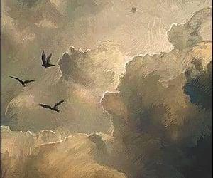 art, renaissance, and birds image