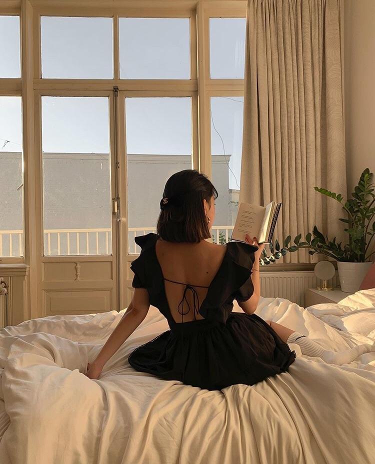 fashion, book, and girl image