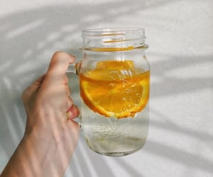 aesthetic, lemon, and lemonade image