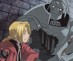 anime, Brotherhood, and edward image