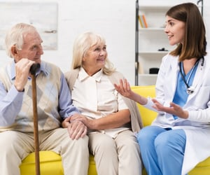 loved ones and eldercare image