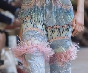 jeans, fashion, and pants image
